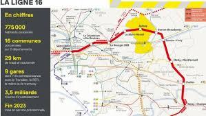 ID'EES Intérim prépare l'arrivée de la ligne 16 du métro – Grand Paris Express