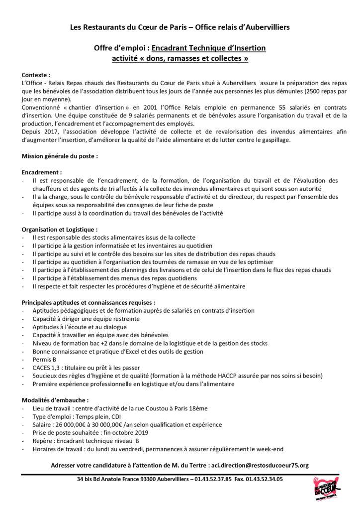 Offre emploi 2019_Resp Ramasse_2_insereco