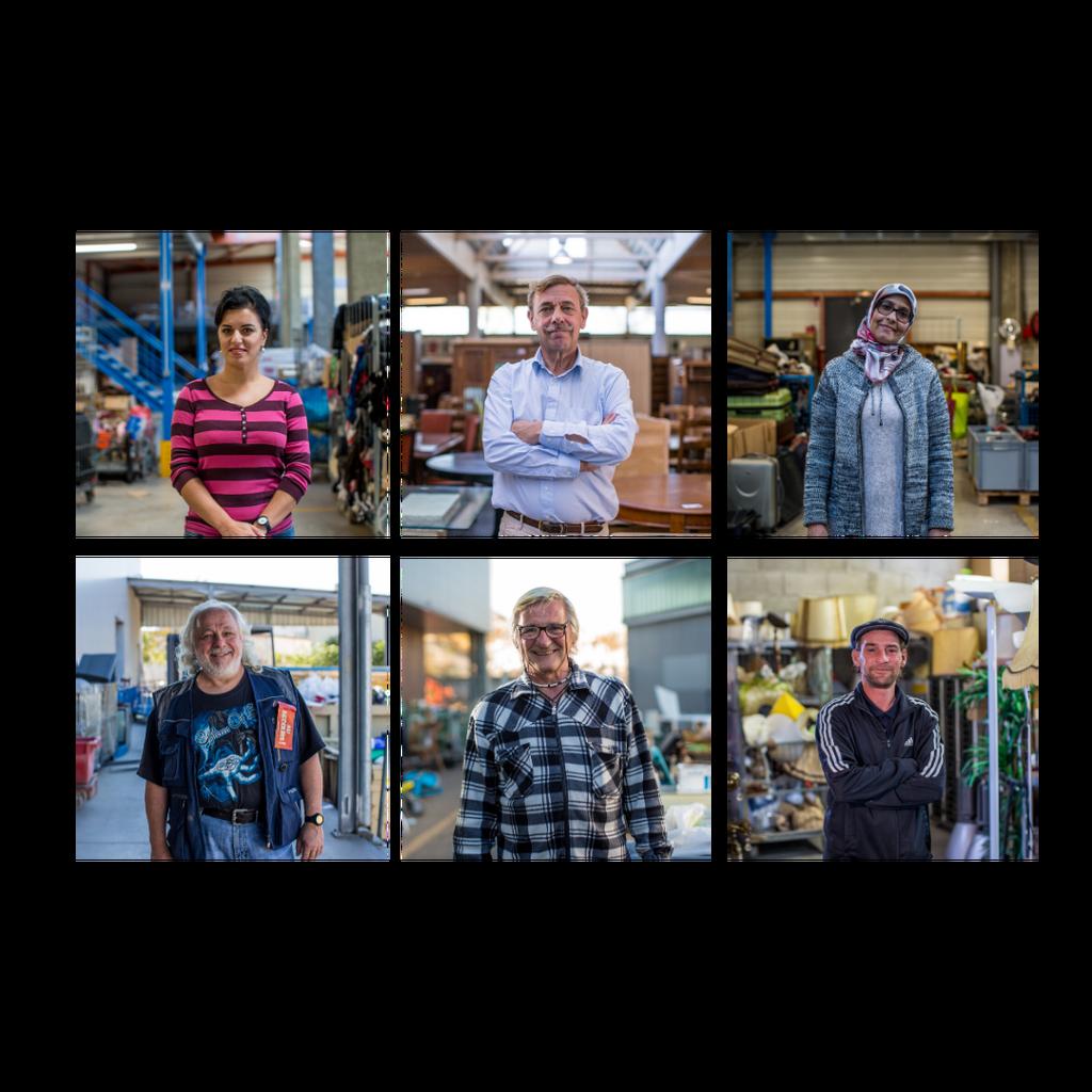 L'entreprise d'insertion Label Emmaüs lance Label Transition, son fonds de dotation pour un e-commerce solidaire