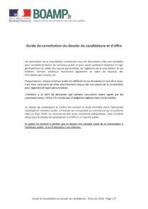 thumbnail of Guide+de+constitution+du+dossier+de+candidature+et+d'offre