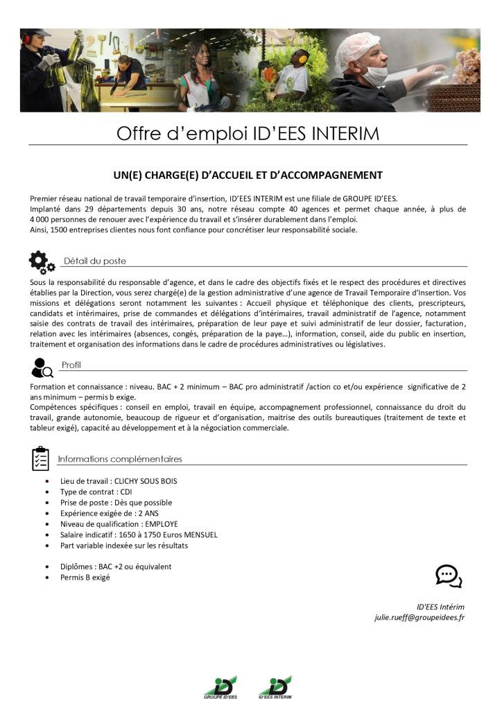 IDEES-INTERIM-Offre-demploi-CHARGEE-D'ACCUEIL-ET-D'ACCOMPAGNEMENT