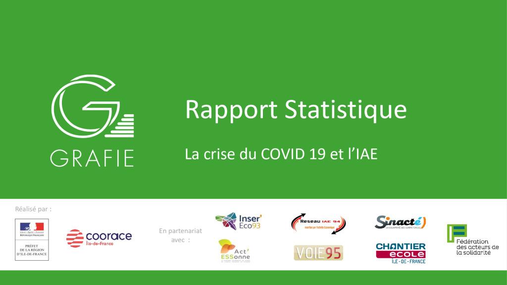 Résultats de l'enquête sur l'impact de la crise actuelle sur les SIAE en Seine-Saint-Denis et en Île-de-France