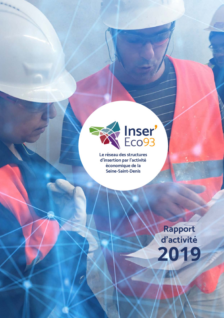 Rapport d'activité Inser'Eco93 – 2019