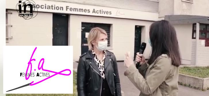 Vidéo: Mode made In Seine-Saint-Denis avec l'atelier et chantier d'insertion Fer et Refaire de l'association Femmes A.C.T.I.V.E.S