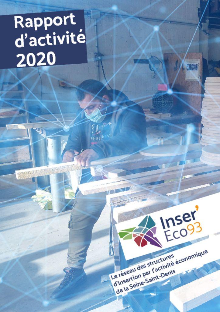 Rapport d'activité Inser'Eco93 – 2020