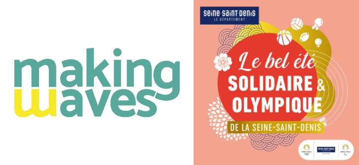 A écouter: les podcasts réalisés par l'atelier et chantier d'insertion Making Waves pour le «Bel été solidaire et olympique» organisé par le Conseil départemental de la Seine-Saint-Denis